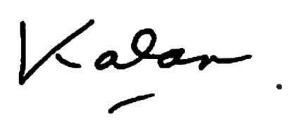 Karan Signature