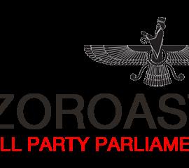 Zoroastrian APPG Header